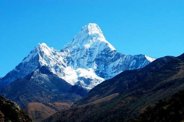 安纳普尔纳峰