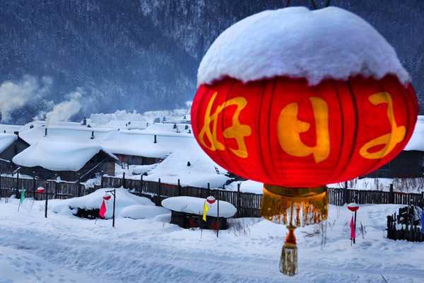 哈尔滨+童话雪乡+吉林雾凇岛双卧6日
