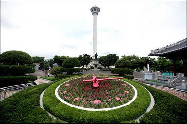 韩国龙头山公园