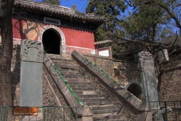 绵山正果寺