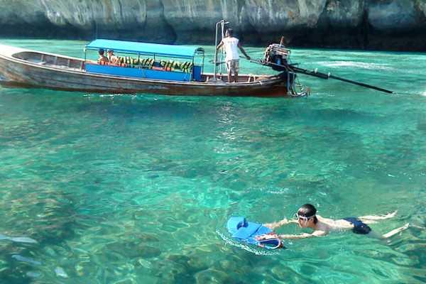 泰国PP岛