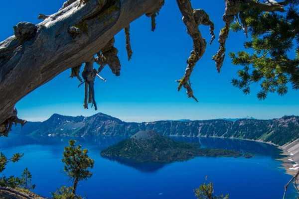 美国火山国家公园