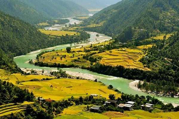 不丹蒙加尔