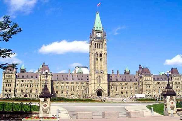 加拿大国会大
