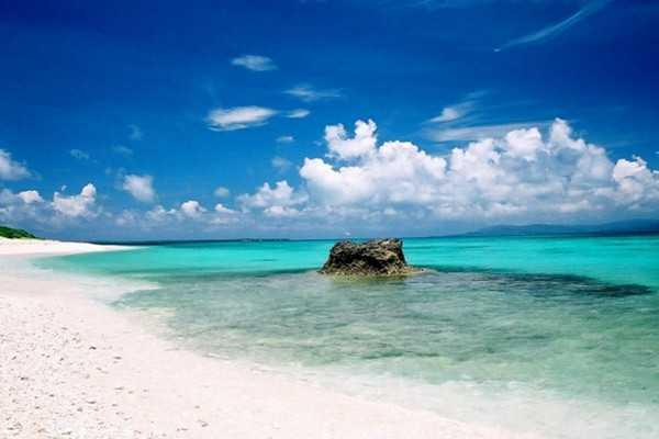 夏威夷白沙湾