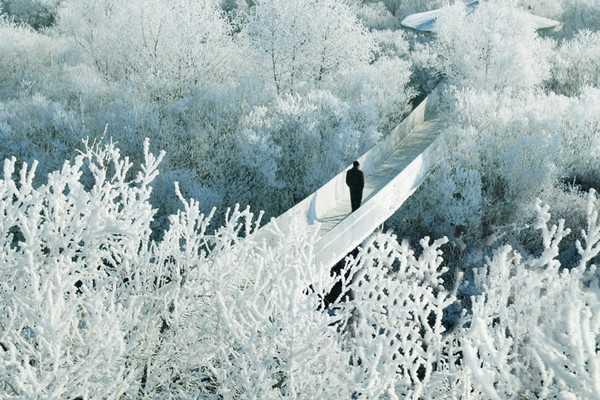 【阿尔山―冰雪温泉林俗双飞3日】享受天然冰雪与神奇温泉的绝配