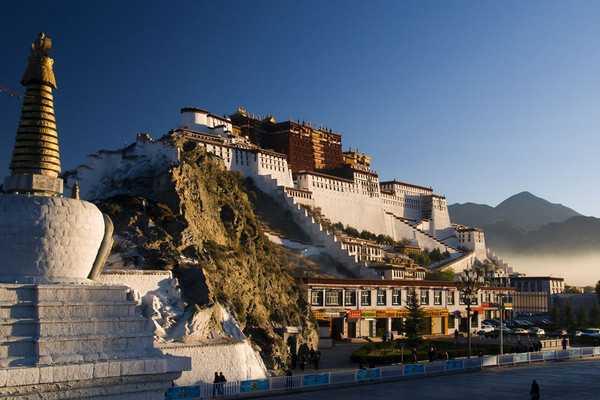 【西藏全景双卧12日】精华西藏、佛教和自然风光最完美的结合
