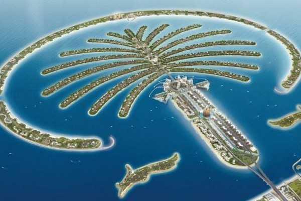 迪拜棕榈岛