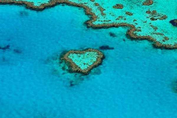 【世外桃源恍若仙境-澳大利亚心形大堡礁深度9日】