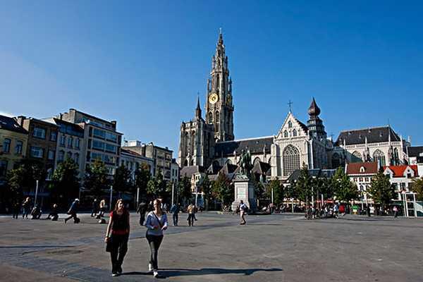 比利时圣母教堂