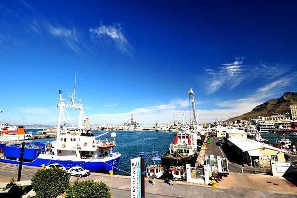 南非维多利亚湾