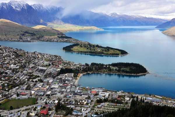 新西兰坎特伯