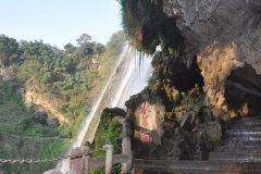 黄果树瀑布景区之一―水帘洞