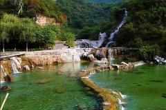 国家著名的旅游风景区-云台山旅游