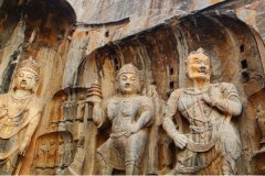 龙门石窟旅游攻略-中国伟大的石刻雕塑