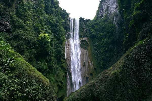 通灵大峡谷