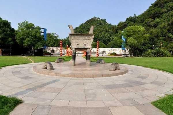 华夏之光广场