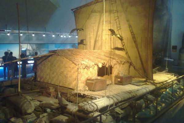 康奇基号博物馆