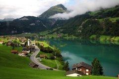 最佳旅游时间游览瑞士-瑞士气候地理特征