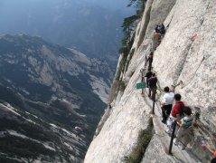 陕西旅游景点推荐-华山旅游旺季是什么时候