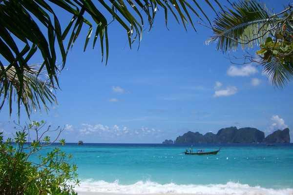 【椰林细语-斯米兰普吉岛4晚6天】享受宁静的海洋、探寻神秘的海底