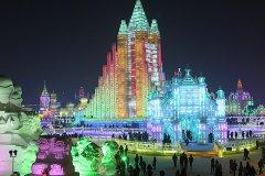 哈尔滨旅游攻略-哈尔滨冰雕世界在哪里