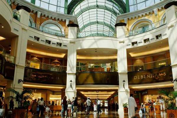 迪拜购物中