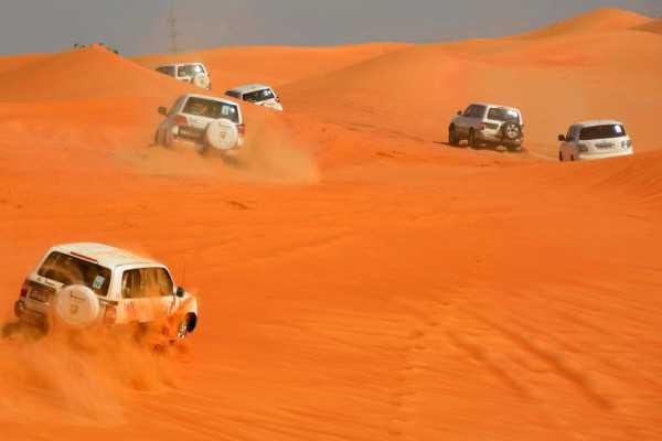 鲁卜哈利沙漠