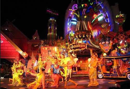 芭东海滩狂欢节