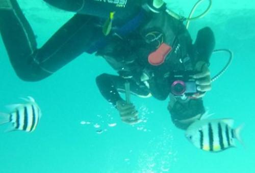 菲律宾浮潜