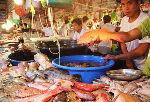D Talipapa Market