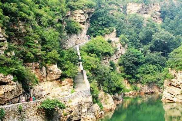 京东大峡谷旅游区