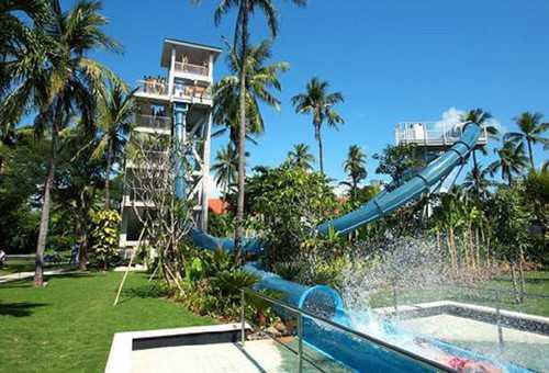 巴厘岛水上乐园