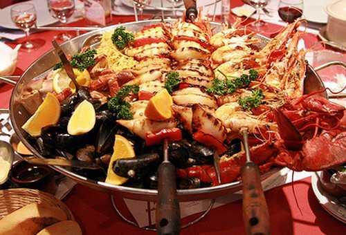 葡萄牙海鲜