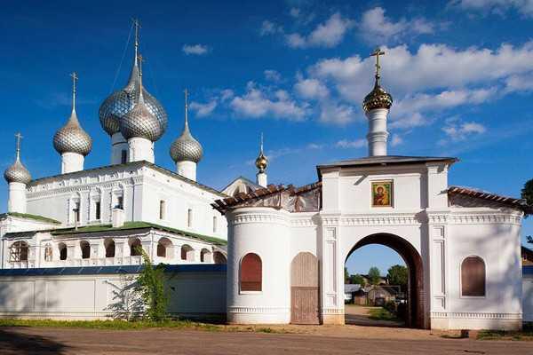 【俄罗斯金色经典7日之旅】含谢镇、海航直飞