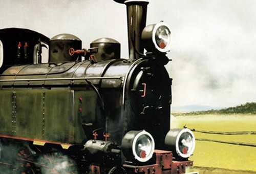 蒸汽火车之旅