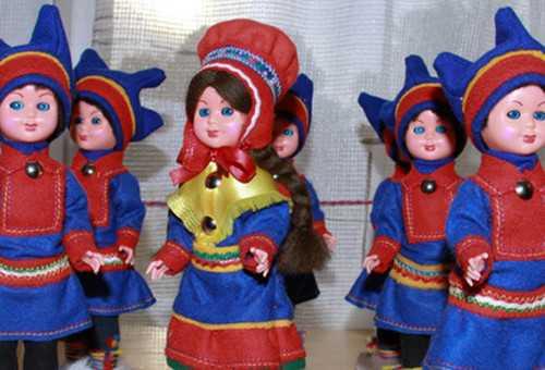 萨米族娃娃
