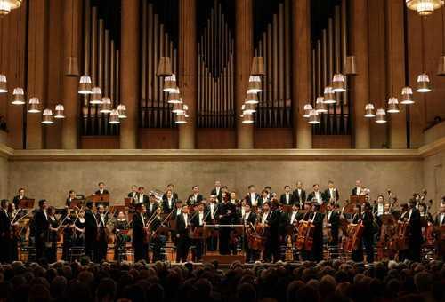 交响乐团音乐厅