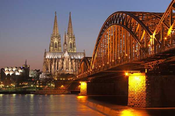 德国优美风景色彩