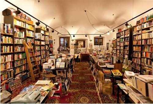Libreria del Viaggiatore 书店