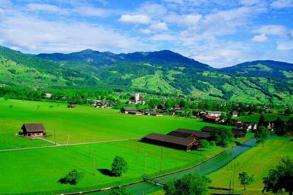 【深度瑞士+法瑞意10日】相约瑞士、漫步天际线