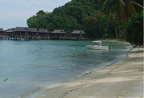 邦咯后Pasir Bogak Beach