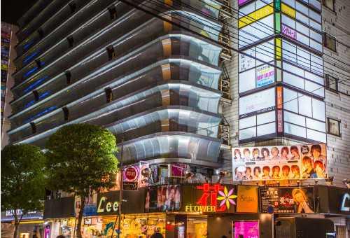 歌舞伎町区